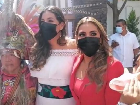 """""""No más venta de niñas"""" reitera Evelyn Salgado"""