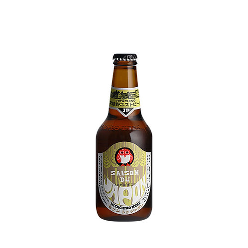 Hitachino Nest Saison Du Japon (Australia International Beer Awards 2015 BRONZE)