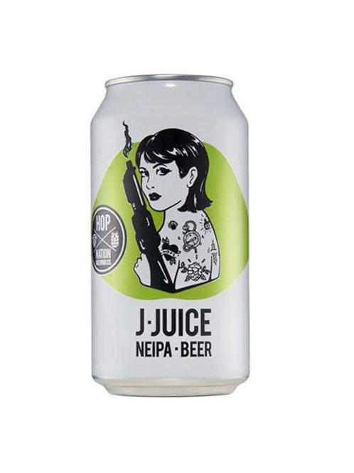Hop Nation J Juice NEIPA (Australia International Beer Awards 2019 BRONZE)