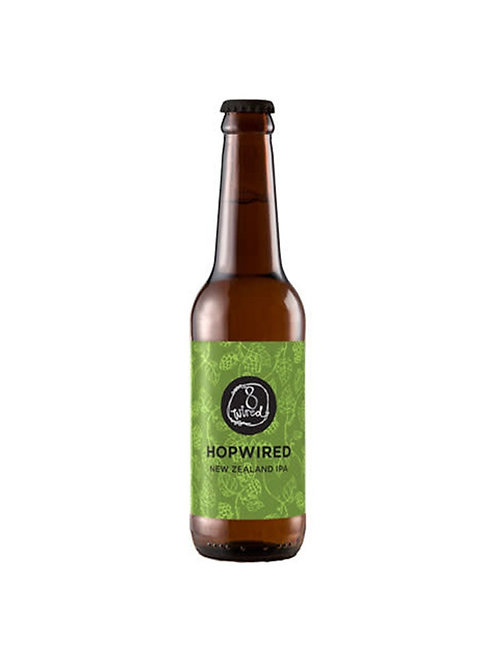 8Wired Hopwired IPA (Brewer's Guild of NZA 2011 CHAMPION BREWERY OF NEW ZEALAND)