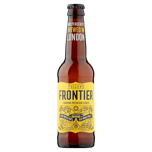 Fuller's Frontier Premium Lager (International Brewing Awards 2019 GOLD)