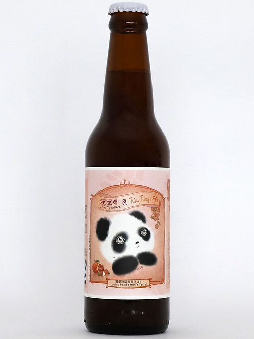 MiMi® Beer Juicy Juicy IPA 蜜蜜®啤果汁果汁IPA  (Hong Kong Emerging Brand Awards 2019)