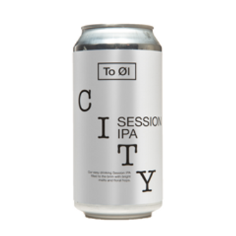 To Øl City Session IPA (Ratebeer 2014 The World's 9th Best Brewery)