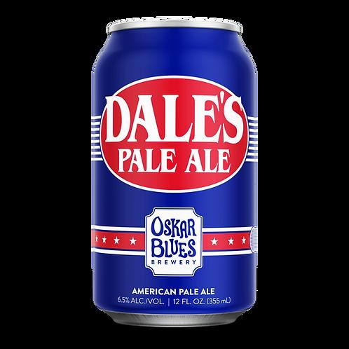 Oskar Blues Dale's Pale Ale (International Canned Beer Festival 2011 SILVER)