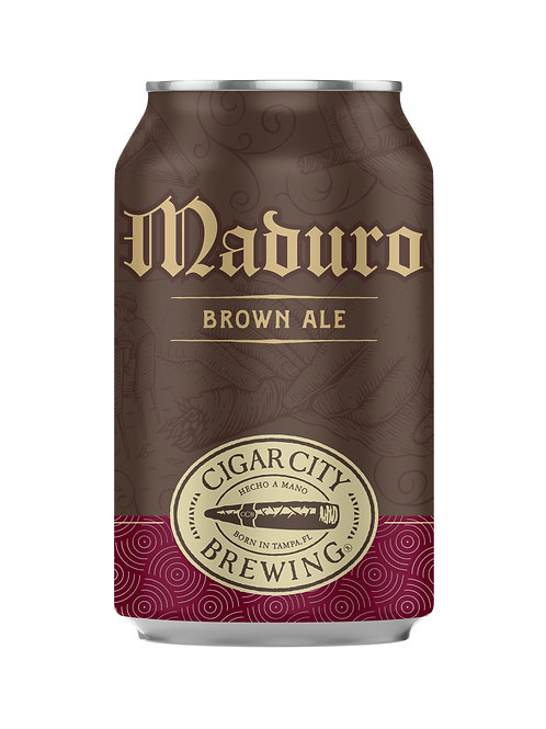 Ciger City Maburo Brown Ale (Great American Beer Festival 2019 GOLD)