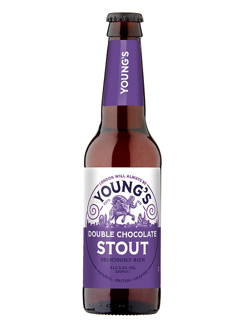Young's Double Chocolate Stout (Brewing Industry International Awards 2000 GOLD)