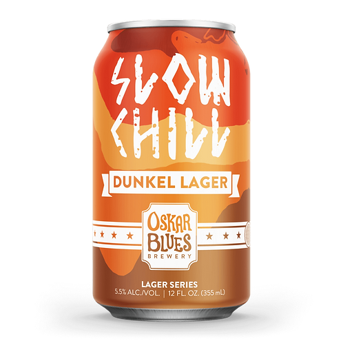 Oskar Blues Slow Chill Dunkel Lager (Int'l Breweries' Competition 2020 SILVER)