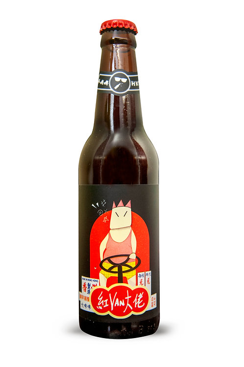 Hong Kong Whislte Red Ale