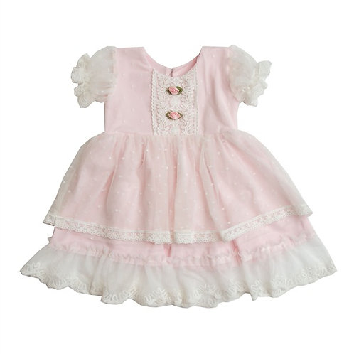 Frilly Frocks Grace Baby Dress