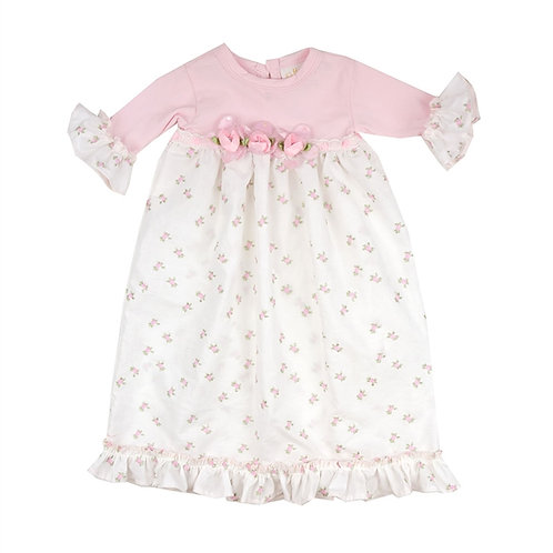 Haute Baby Vintage Charm Gown