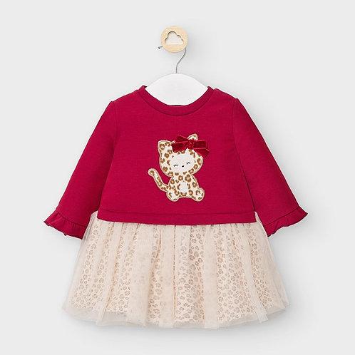 Mayoral Kitty Tutu Dress