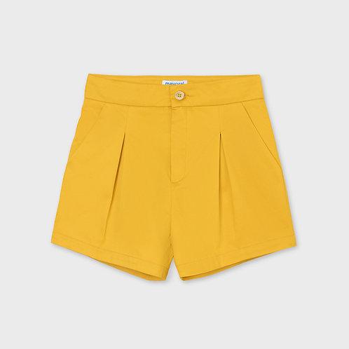 Mayoral Yellow Short 2PC Set
