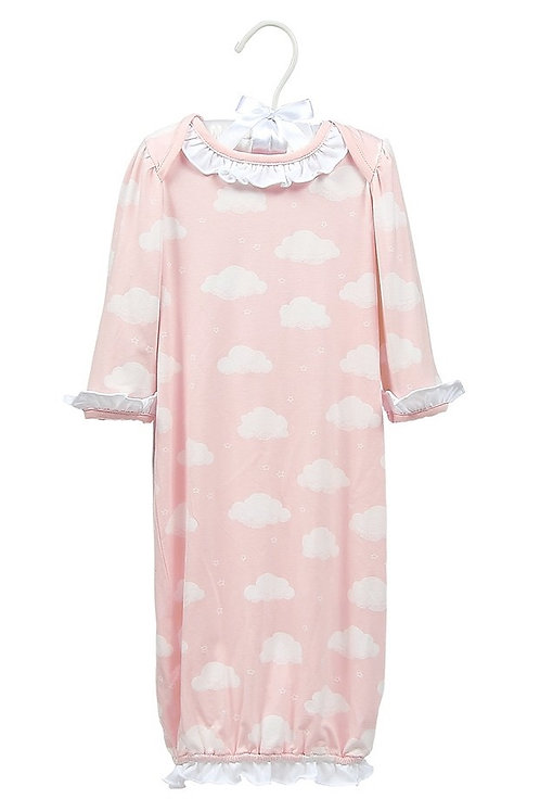Maíson Chic Baby Pink Cloud Gown