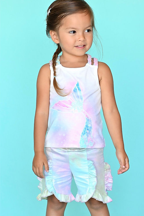 Baby Sara Mermaid 2PC Set