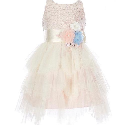 Bonnie Jean Tulle Dress