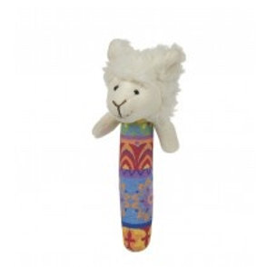 Maison Chic Lucky the Llama Rattle