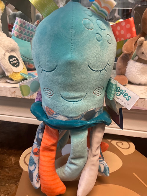 Taggies Sleepy Seas Musical Octopus