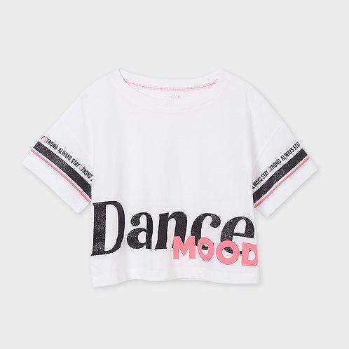 Mayoral Dance Crop Top
