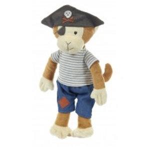 Maison Chic Pete the Pirate Monkey Plush