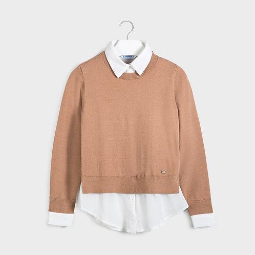 Mayoral Dressy Sweater 2PC Set