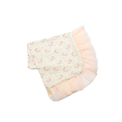 Haute Baby  Hint of Spring Receiving Blanket
