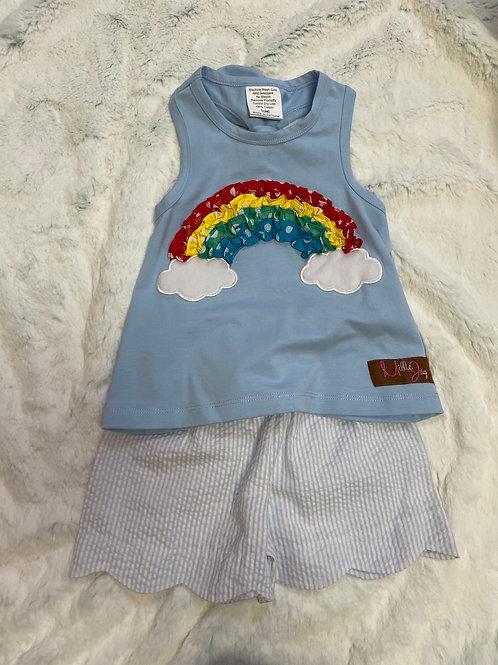 Millie Jay Rainbow 2PC Set