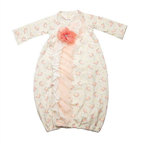 Haute Baby Hint of Spring Take-Me-Home Gown
