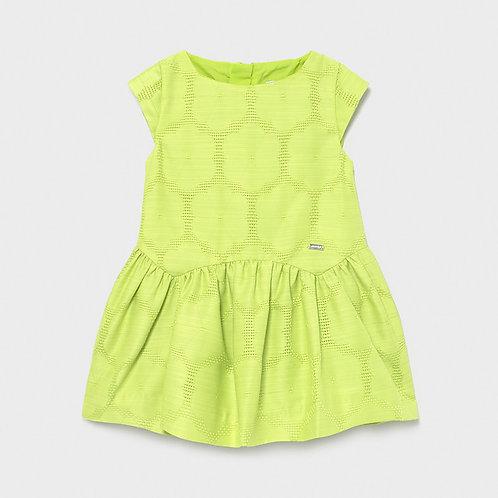 Mayoral Green Mod Dress