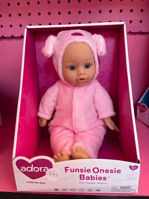 Funsie Onesie Babies
