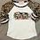 Thumbnail: Clover Cottage Logo Baseball Tee