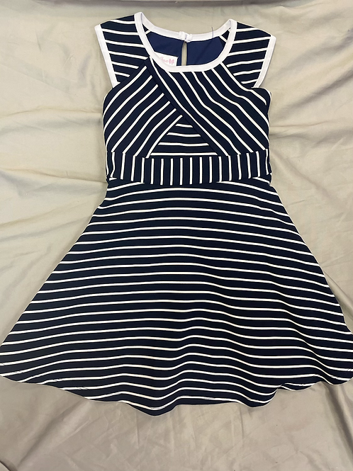 Bonnie Jean Stripes Dress