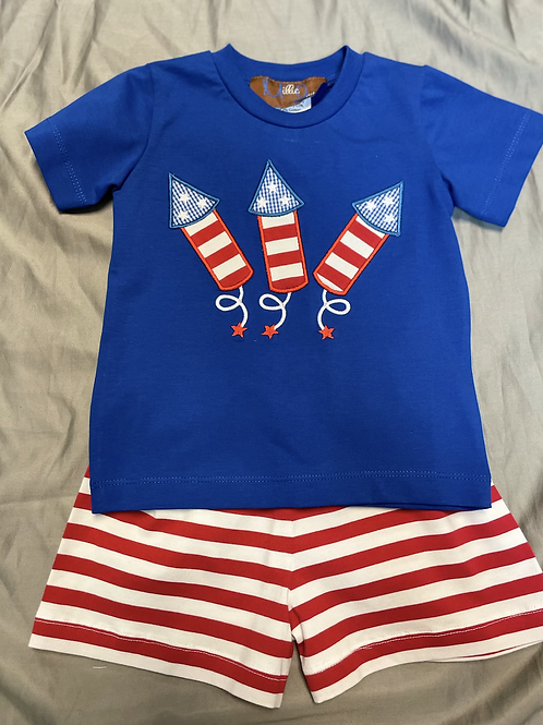 Millie Jay Firework 2PC Set