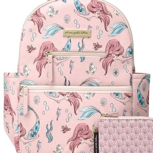 Petunia Pickle Bottom Ace Backpack Disney's Little Mermaid