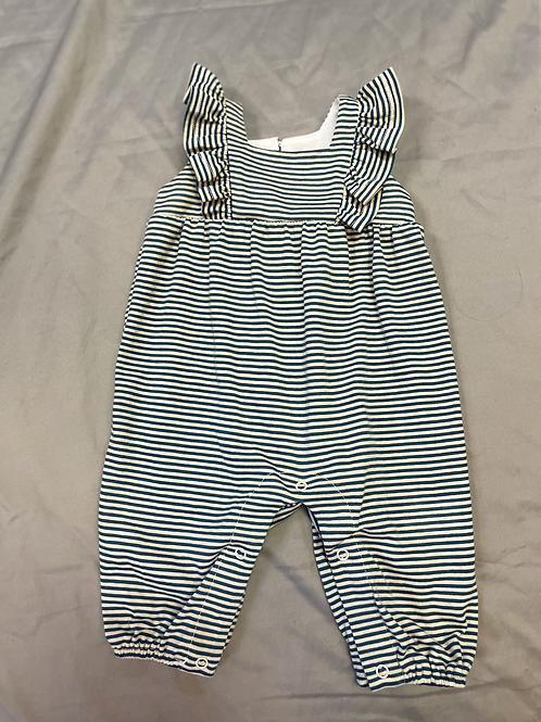Mable + Honey Striped Romper
