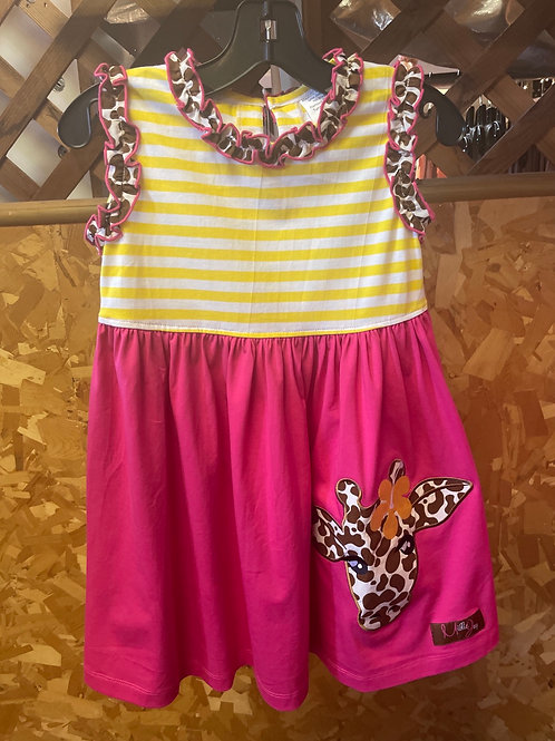 Millie Jay Giraffe Dress
