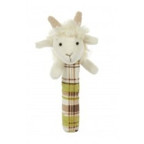Maison Chic Billy the Goat Rattles