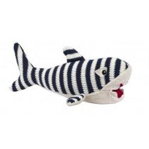 Maison Chic Bruce the Shark Rattle