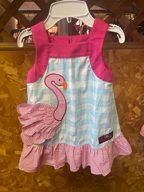 Millie Jay Flamingo Dress
