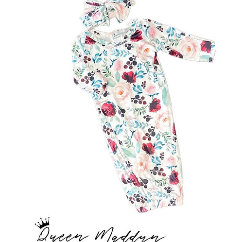 Queen Maddyn Brooke Gown