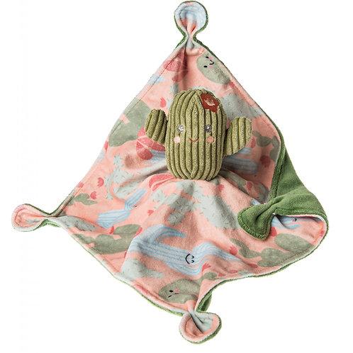 "Mary Meyer Sweet Soothie Cactus Blanket 10x10"""
