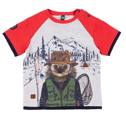 Norük Fishing Animal Tshirt