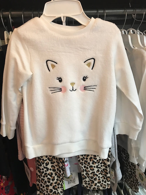 Little Me Kitty 2PC Set