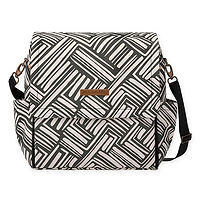 Petunia Picklebottom Backpack Diaper Bag in Brushes
