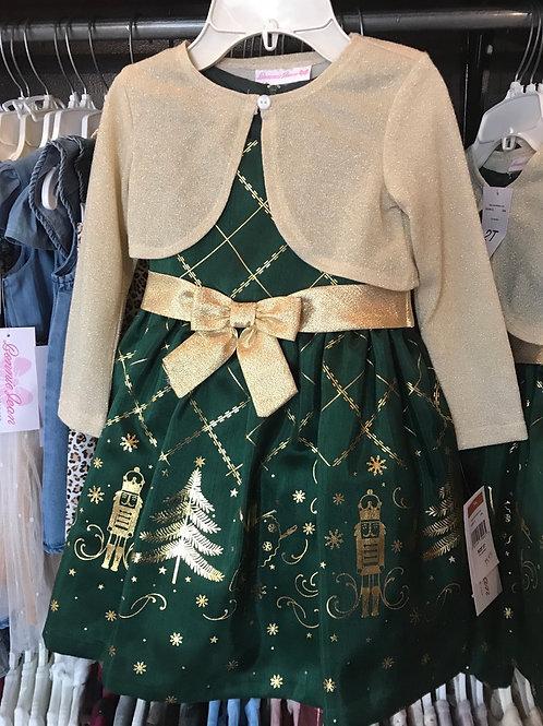 Bonnie Jean Nutcracker Dress