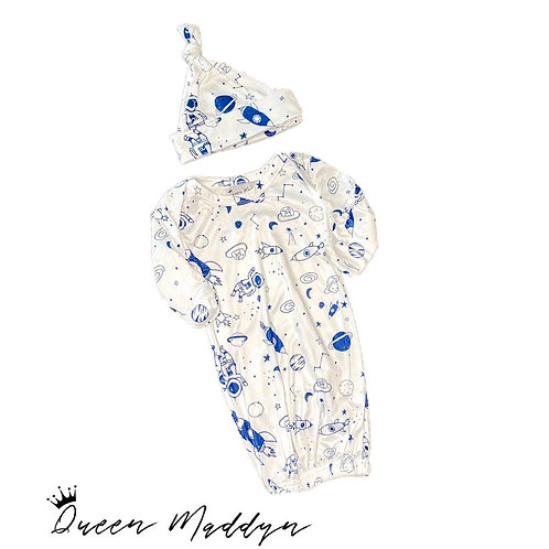 Queen Maddyn Astro Gown