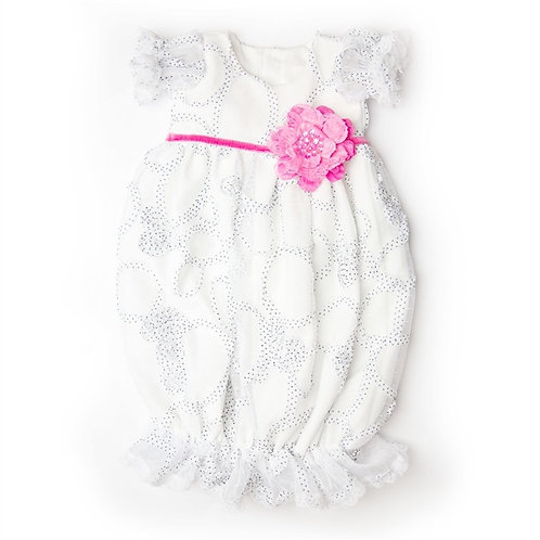 Haute Baby Lily's Magic Take Me Home Gown