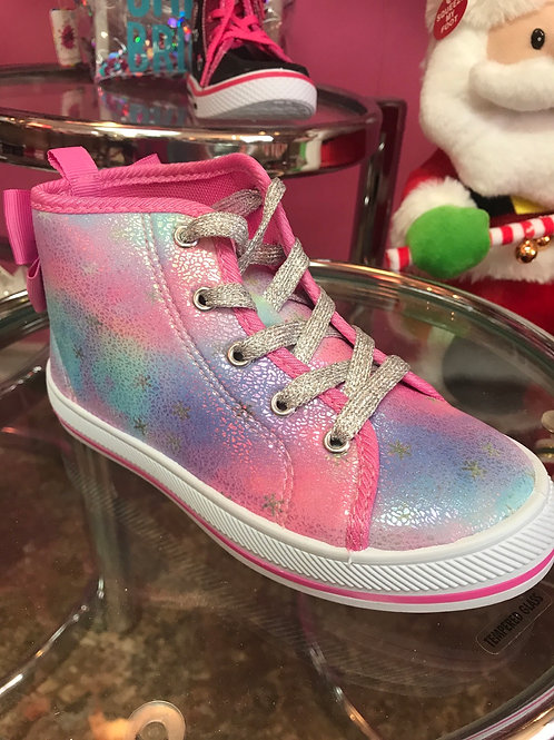 Laura Ashley Rainbow High Tops