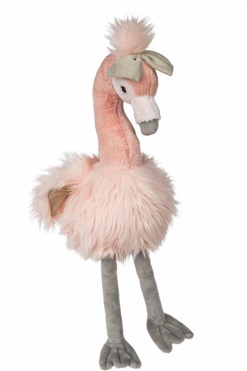 Mary Meyer FabFuzz Francesca Flamingo – 19″