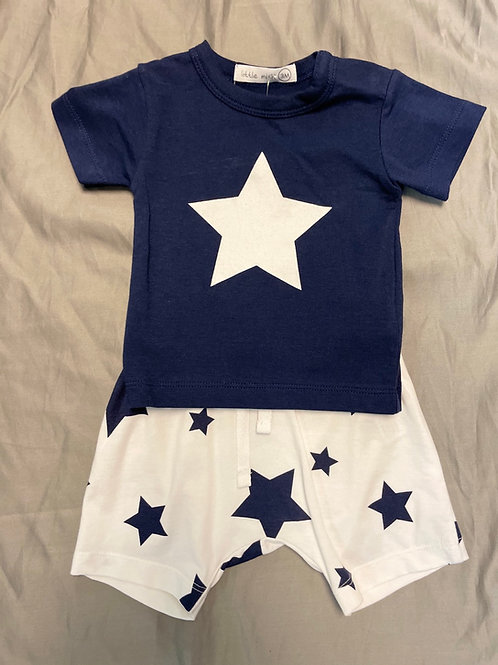Little Amish Star 2PC Set
