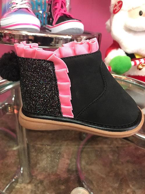 Mooshu Glitter Boot